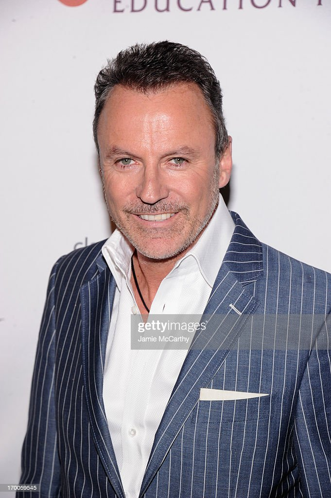 Lifestyle Guru and Party Planner Collin Cowie attends the Annual Ubuntu Education Fund NY Gala at Gotham Hall on June 6, 2013 in New York City.