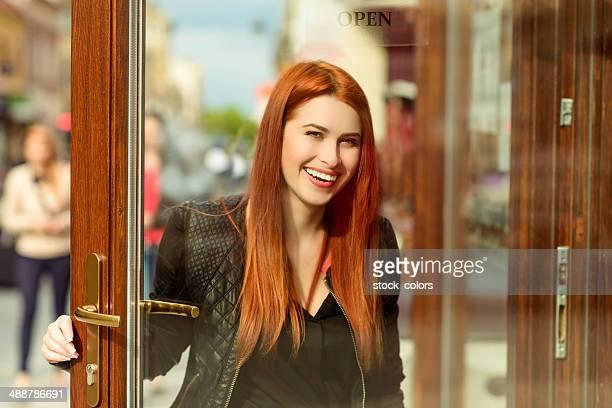 lifestyle woman portrait