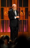 Lifetime Achievement Award winner Athol Fugard speaks on stage during the 65th Annual Tony Awards at the Beacon Theatre on June 12 2011 in New York...