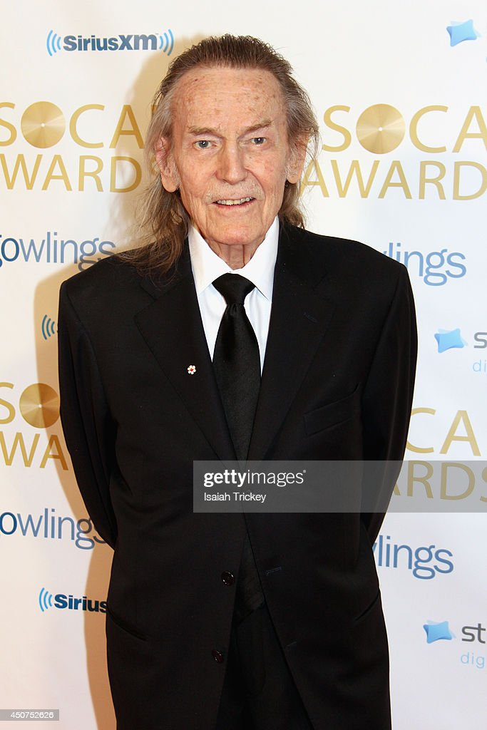 Lifetime Achievement Award winner Gordon Lightfoot attends the 25th Annual SOCAN Awards Gala at Westin Harbour Castle Hotel on June 16, 2014 in Toronto, Canada.