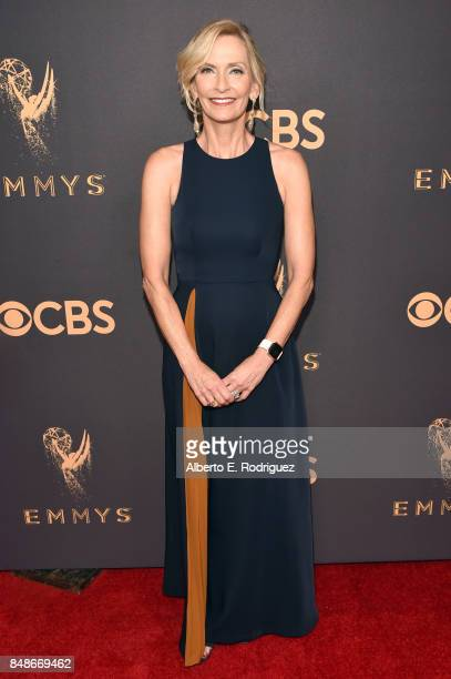 Lifetime Executive VP and head of programming Liz Gateley attends the 69th Annual Primetime Emmy Awards at Microsoft Theater on September 17 2017 in...