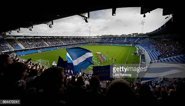 Liga Blue Water Arena Esbjerg © Lars Rønbøg / Frontzonesport