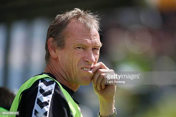 Liga Coach Lasse Christensen VB Vejle Boldklub © Lars Rønbøg / Frontzonesport