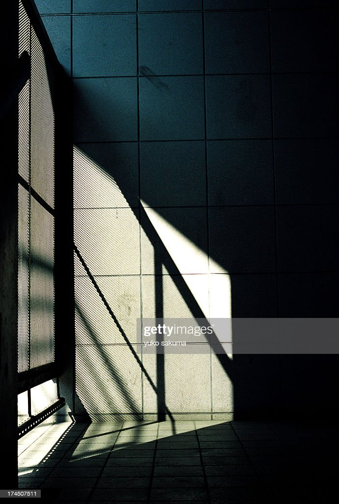 Light and shadow : Stock Photo