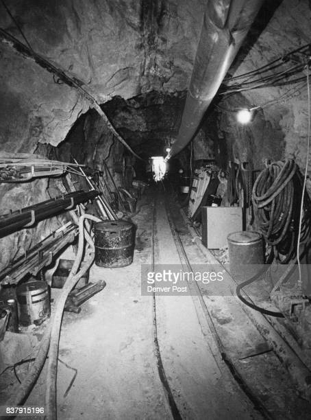 Light at the end of the tunnel for revival of central city gold mine Credit Denver Post