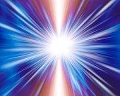 Light beam, CG