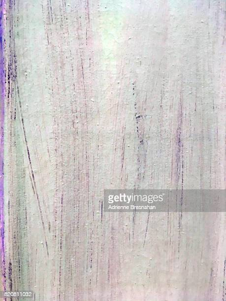 Light Blue Painted Surface With Streaks of Purple