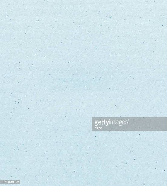light blue recycled paper