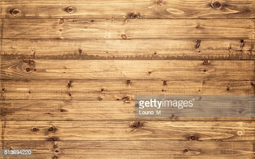 Light brown wood texture background : Stock Photo