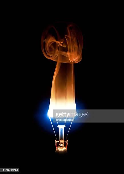 Brûler l'ampoule