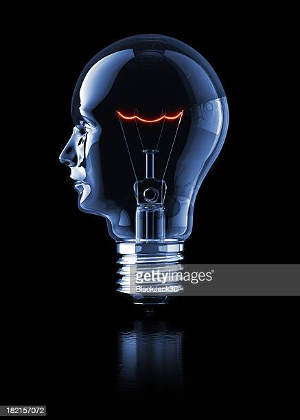 Light Bulb Head (Profile)