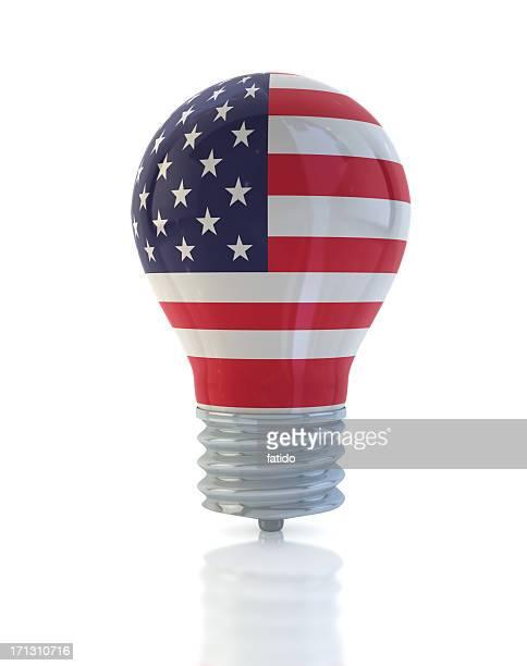 USA Light Bulb