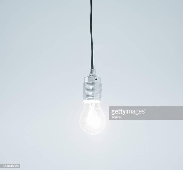 Ampoule électrique.