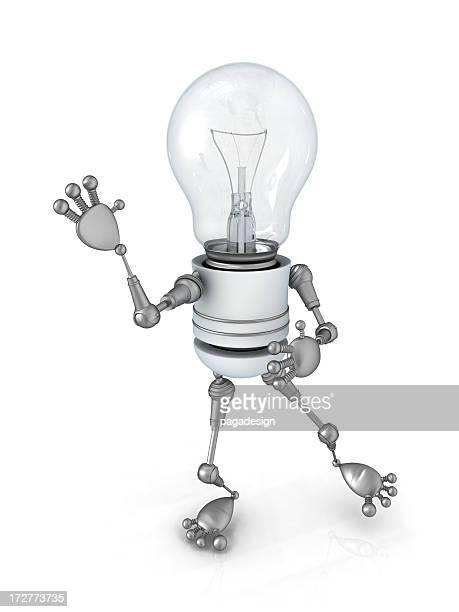 Ampoule Robot
