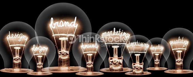 Light Bulbs Concept : Stock Photo