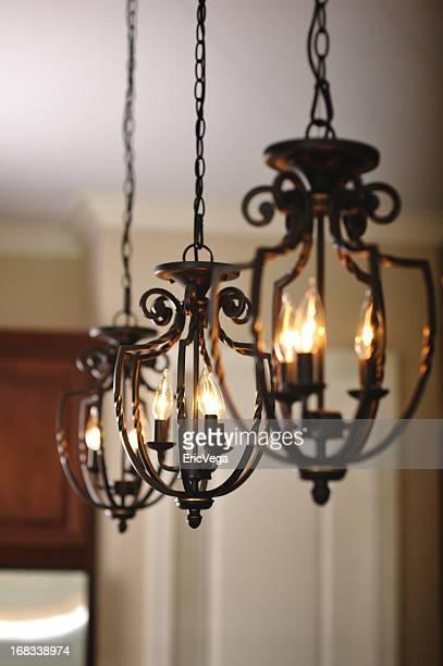 Light Fixtures in Home Interior