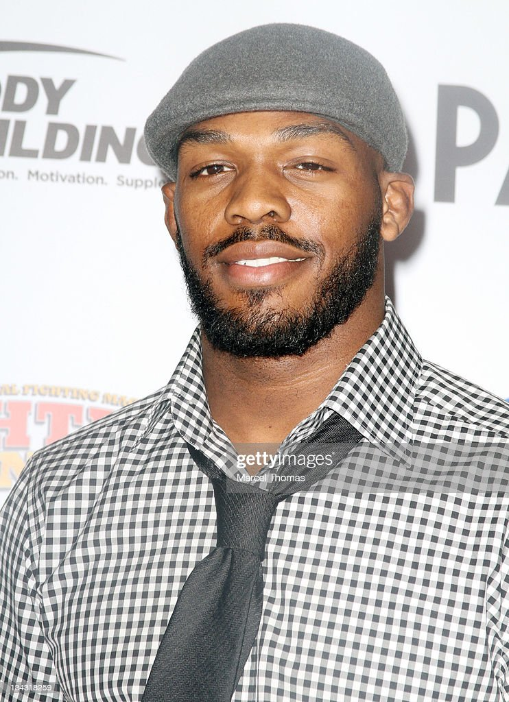 Light Heavyweight Champion <a gi-track='captionPersonalityLinkClicked' href=/galleries/search?phrase=Jon+Jones+-+Mixed+Martial+Artist&family=editorial&specificpeople=8928306 ng-click='$event.stopPropagation()'>Jon Jones</a> attends the 2011 Fighters Only Mixed Martial Arts Awards at Palms Hotel and Casino on November 30, 2011 in Las Vegas, Nevada.