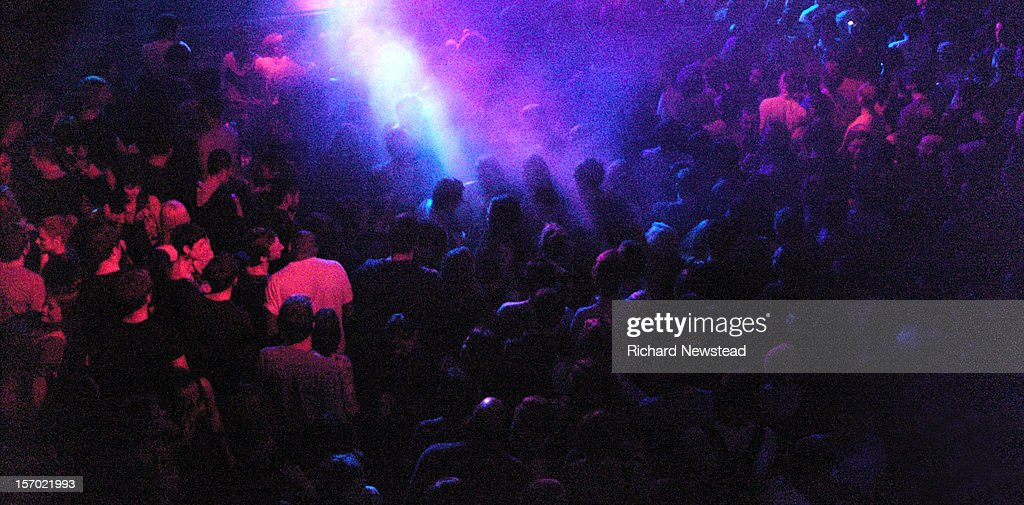 Light in the Crowd : Stock Photo