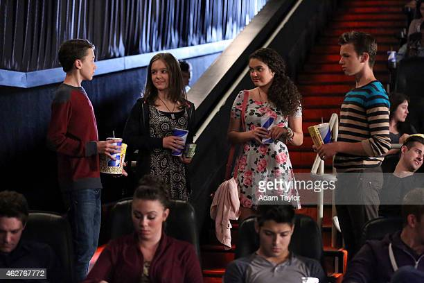THE FOSTERS 'Light Of Day' Callie struggles to find a place for Robert Quinn in her life in an allnew episode of 'The Fosters' airing Monday February...