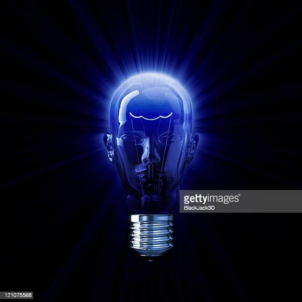 Luz de light_bulb Cabeça