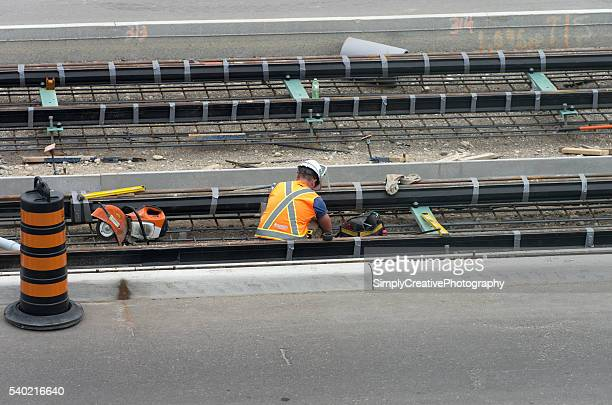 Light Rail Transit Construction