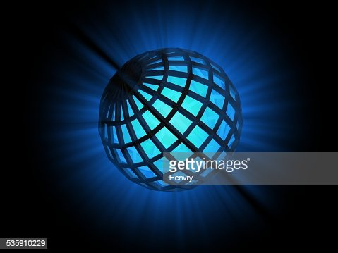 light sphere : Stock Photo