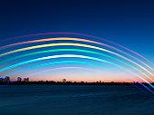 Light Traces