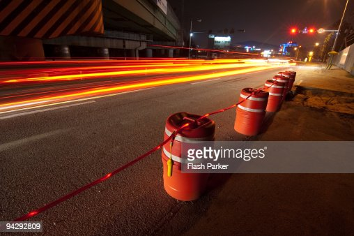 Light Trails and Construction
