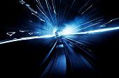 Light Tunnel Speed