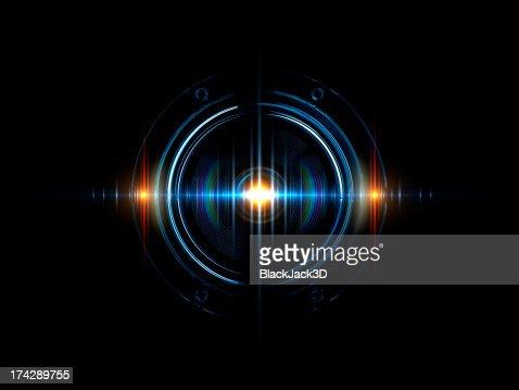 Light Wave Of Sound