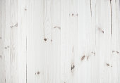 Light white wooden pine texture and background with dark spots