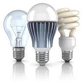 Lightbulb evolution concept
