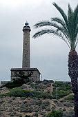 Lighthouse at Cabo de Palos near Cartagena
