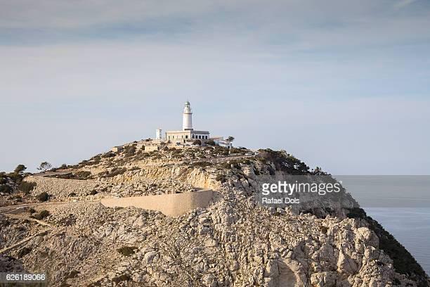Lighthouse at Cap Formentor - Majorca, Spain