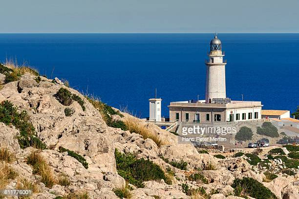 lighthouse at Cap Formentor, Mallorca