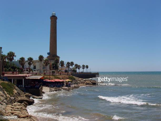 Lighthouse at Chipiona It is the highest in Spain the third highest of Europe and the fifth highest in the world rising 72 metres above the sea level...