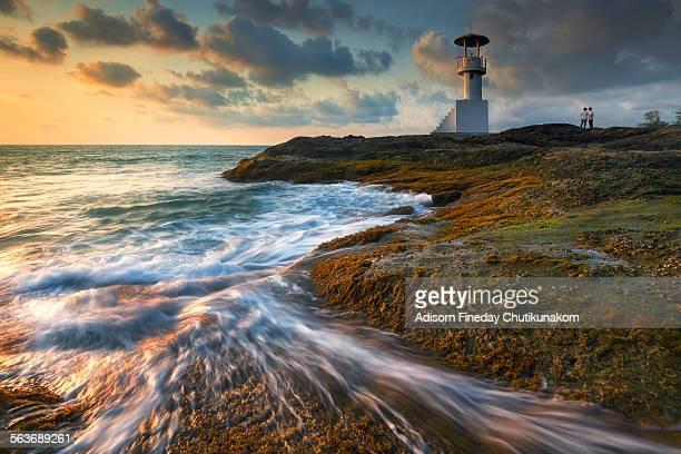 Lighthouse at Phungnga