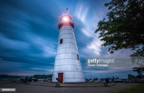 Lighthouse at the Marina