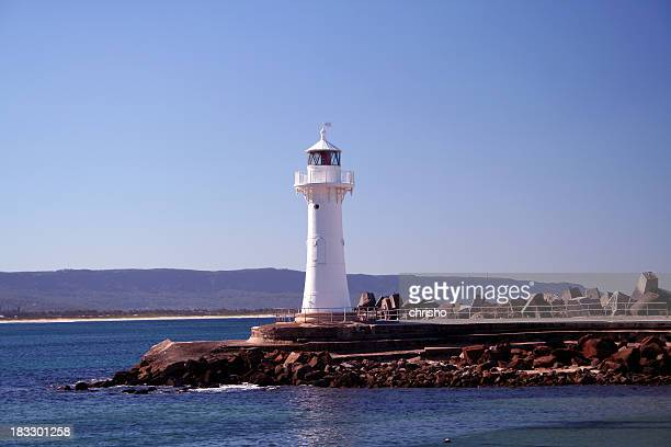 Lighthouse at Wollongong