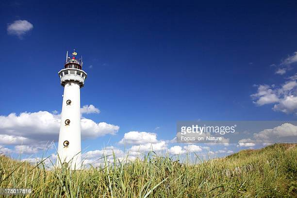 Lighthouse Egmond aan Zee, the Netherlands