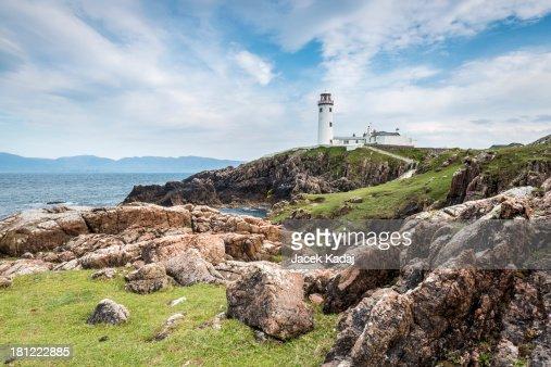 Lighthouse, Fanad Head, Ireland