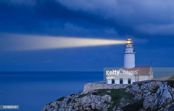 Lighthouse in Blue - Far de Capdepera