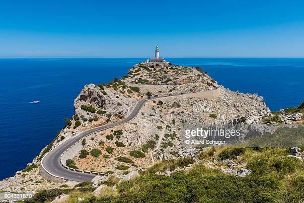 Lighthouse in Cap de Formentor Mallorca