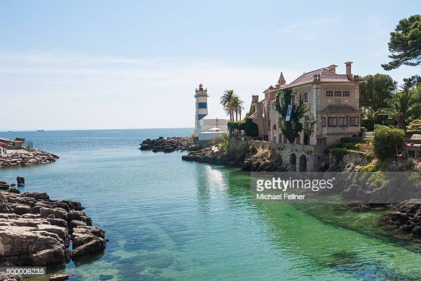 Lighthouse in Cascais - Portugal