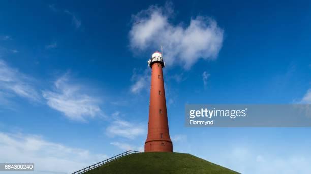 Lighthouse in IJmuiden