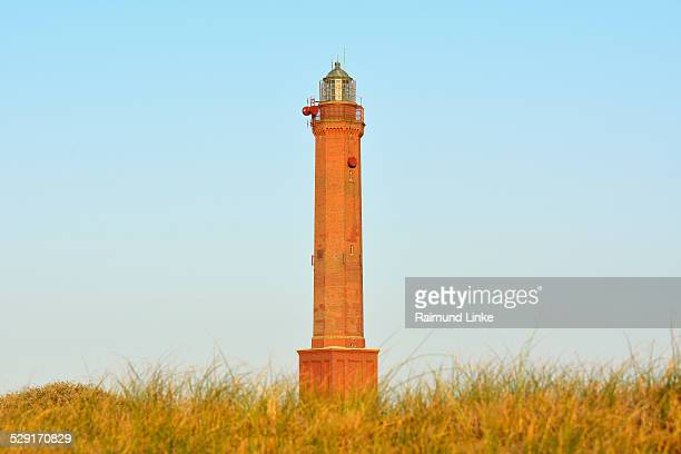 Lighthouse in Summer