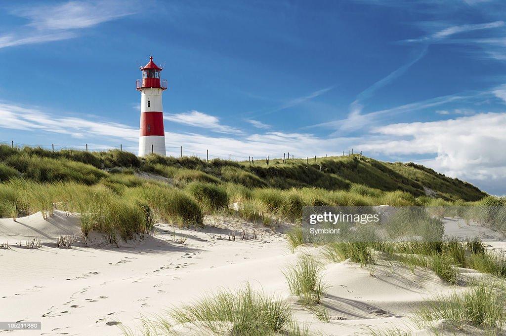 Lighthouse List : Stock Photo