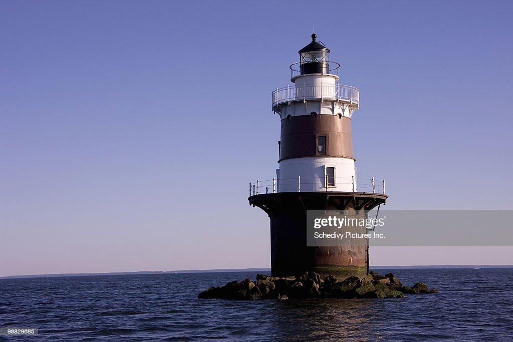 Lighthouse Long Island Sound