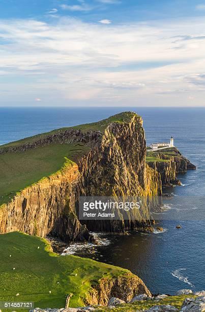 Lighthouse, Neist Point, Isle of Skye, Scotland