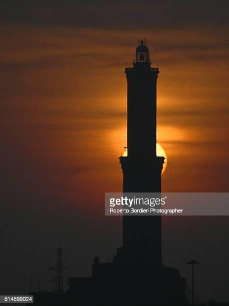 Lighthouse of Genova ( Symbol fo the City)
